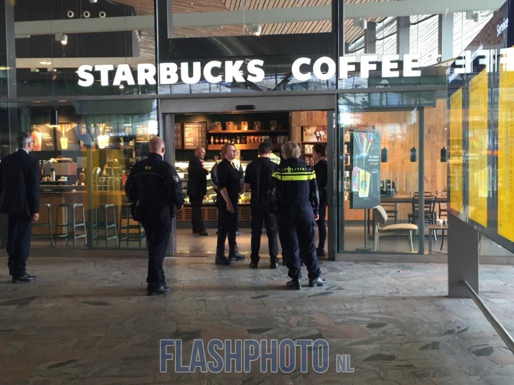 Starbucks rotterdam centraal