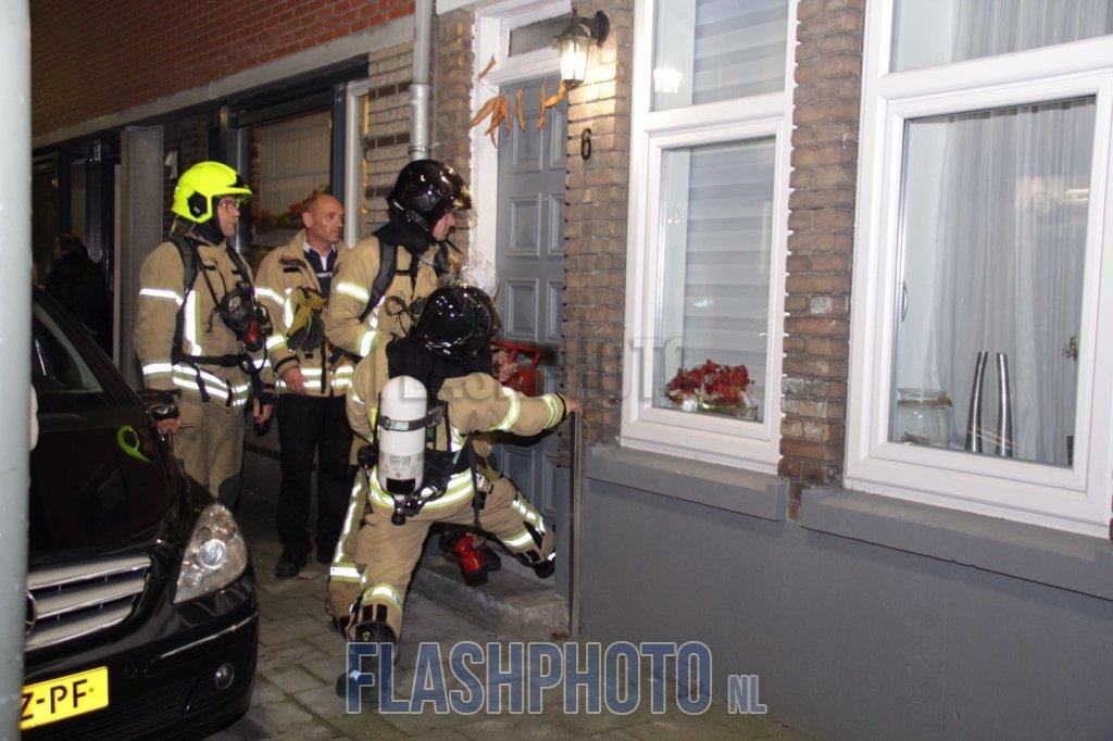 Deur ingeramd voor brandalarm galileistraat schiedam flashphoto nl - Deur tijdschrift nieuws ...
