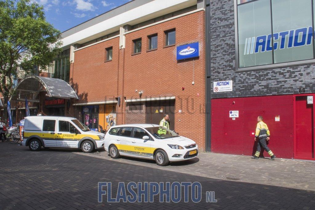 Winkels En Huizen Getroffen Door Stroomstoring Schiedam Flashphoto Nl